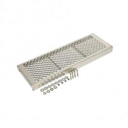 Trappetrin aluminium 310mm x 900mm, inkl. skruer, skiver og PVC skiver